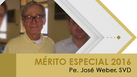 pe jose weber - mérito especial 2016