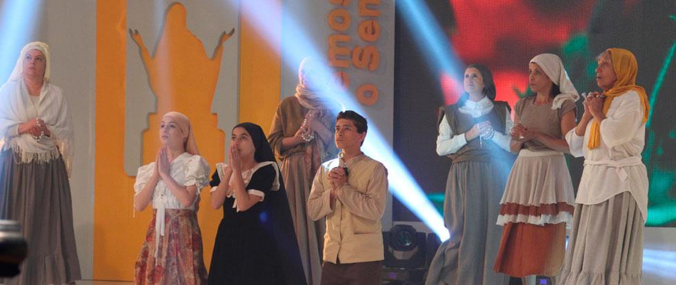 Troféu Louvemos faz homenagem as aparições de Nossa Senhora, no ano Mariano