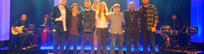Show destaques Troféu Louvemos o Senhor 2018