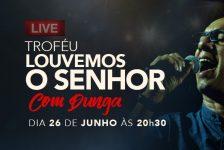 Assista à live Troféu Louvemos o Senhor, no Youtube da Rede Século 21